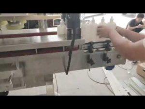 máquina tampando da embalagem giratória automática do pvc para venda