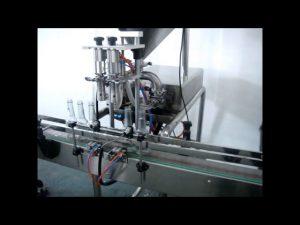 máquina de enchimento líquida automática da lavagem da mão das cabeças dobro para venda