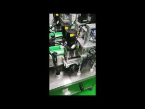 máquina automática do desinfetante para as mãos do enchimento de garrafa do álcool 30ml