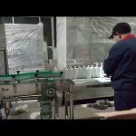 máquina de linha de engarrafamento de enchimento de álcool em gel de sabonete