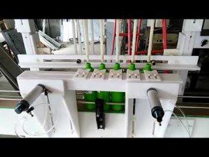 máquina de enchimento líquida desinfetante automática do ácido hipocloroso da venda quente