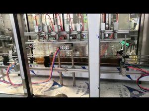 máquina de enchimento de óleo de motor automático
