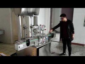 máquina de enchimento cosmética, máquina de enchimento automática do sabão líquido da pasta do pistão