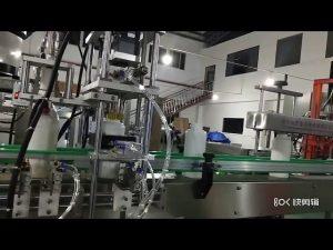 máquina de enchimento de fertilizantes de aminoácidos líquidos