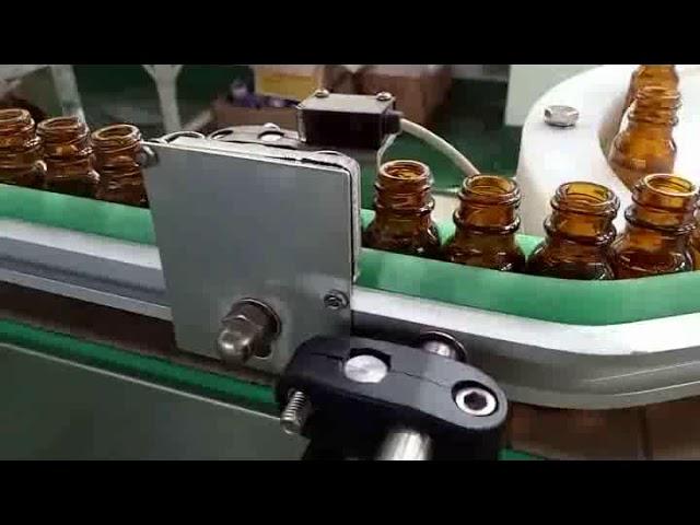 Máquina de cigarro elétrica máquina de enchimento exclusivo, máquina de enchimento de garrafas de suco e