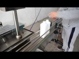 máquina de enchimento automática econômica do óleo de motor do pistão