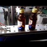 máquina de etiquetas automática de garrafa redonda de etiqueta autoadesiva