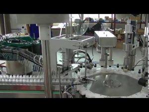 modelo de placa rotativa pequena tampa de bomba de gatilho máquina de nivelamento para venda