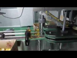 máquina de enchimento automática completa do óleo de motor do tipo linear