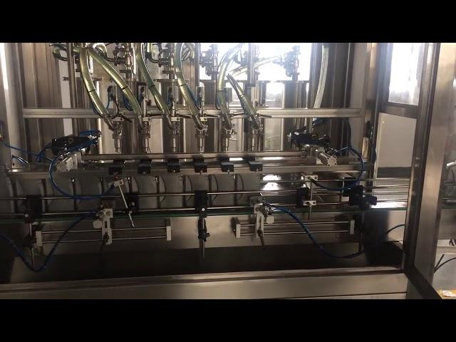 óleo de motor 5l de alta precisão lubrifica máquina de enchimento de enchimento de garrafas