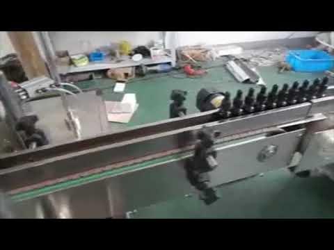 Máquina tampando do enchimento da garrafa do verniz para as unhas 5ml
