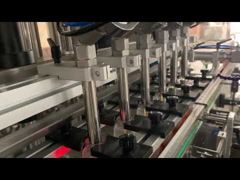 máquina de equipamentos de indústria de mel de enchimento automático