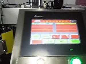 máquina de impressão de etiquetas computadorizada automática etiqueta autocolante máquina de etiquetas de saco de plástico