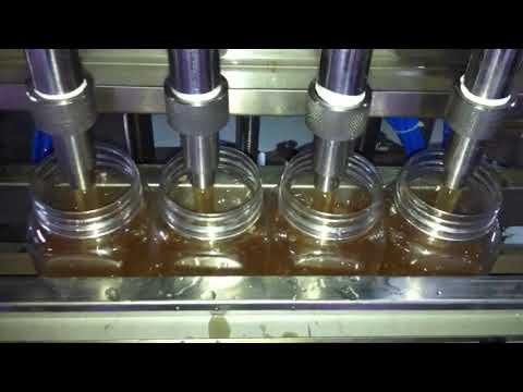 vendas diretas da fábrica máquina de enchimento de garrafa de detergente líquido totalmente automático