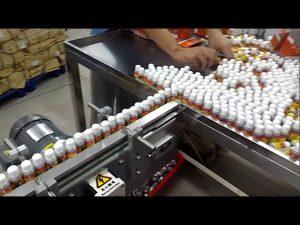 Máquina de enchimento automática do perfume do vácuo rotativo de 10 cabeças