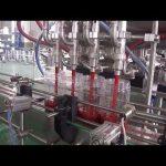 máquina de enchimento automática de embalagens de garrafas de óleo de palma