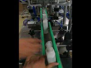 tampa da bomba de gel de álcool máquina de tampar garrafas