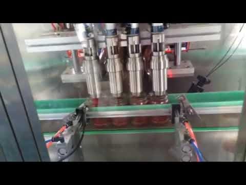 molho de tomate automático, molho de pimenta, iogurte, fabricante de máquina de enchimento de pasta de geléia