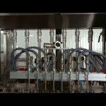 Venda direta da fábrica pistão linear molho líquido especiarias máquina de tampar a garrafa