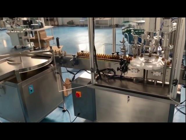 máquina de enchimento de óleo de cigarro eletrônico, sistema de enchimento de líquidos, máquina de enchimento de líquidos