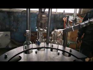 máquina de tampar e selar ropp de alumínio automática comercial