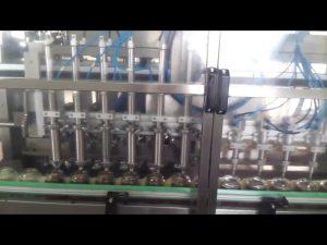máquina de selagem de enchimento de iogurte de vidro de mel automática