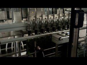 Preço da máquina de enchimento de garrafas de azeite, máquina de enchimento de óleo comestível de pistão linear