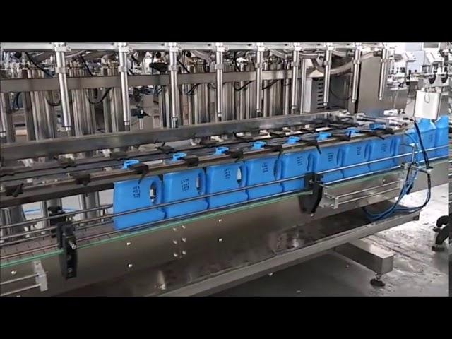 Desinfetante para as mãos automático máquina de enchimento de sabão líquido máquina de enchimento de garrafas de pistão
