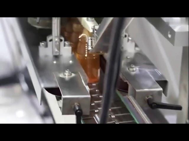 Máquina de enchimento comestível do óleo essencial líquido 1000w