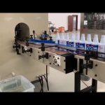 máquina de enchimento plástica dos anti pvc ácido clorídrico dos pp