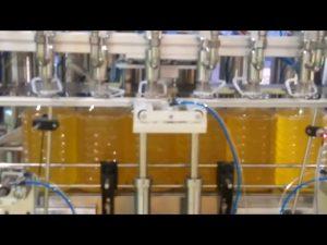óleo de palma, óleo de soja, máquina de enchimento de óleo de cozinha