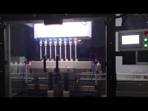 máquina de enchimento líquido do banheiro