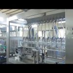 máquina de enchimento automática automática do frasco da garrafa de óleo comestível do líquido viscoso da fábrica