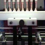 máquina de enchimento ácida do líquido sanitário do líquido de limpeza anti-corrosivo da garrafa de plástico