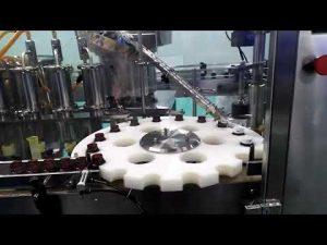 Máquina de enchimento e selagem de óleo de base de PEAD de ácido clorídrico sincelo