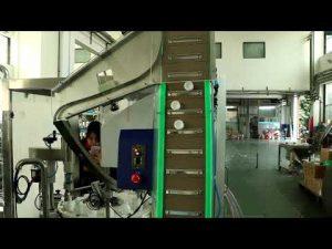 líquido de desinfecção médica automática, pasta, máquina de enchimento de mel